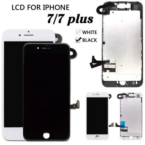 on sale d4d53 750f3 Details about For iPhone 7 7 Plus Display LCD Screen Digitizer +Camera Full  Assembly Replace