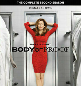 Body-Of-Proof-Season-Series-2-Two-DVD-4-DISC-OVER-14-HOURS-Region-1