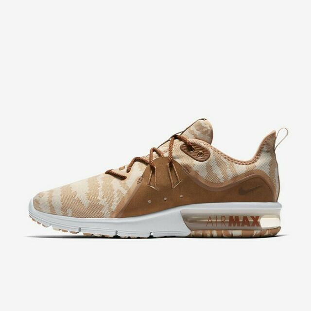the best amazing selection best online $120 NIB NEW Men's Nike Air Max Sequent 3 Premium Camo Running Shoes  AR0251-200