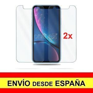 "2x Cristal Templado Iphone Xr 6,1"" Protector Pantalla Vidrio Premium 2xa4291 Convient Aux Hommes, Femmes Et Enfants"