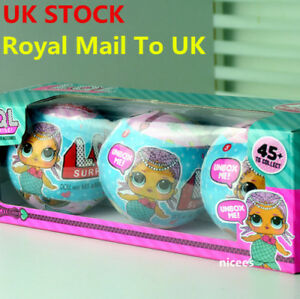 LOL-L-O-L-3-X-Surprise-Balls-Dolls-Series-1-Brand-New-Sealed-for-Kids-Gifts-W2