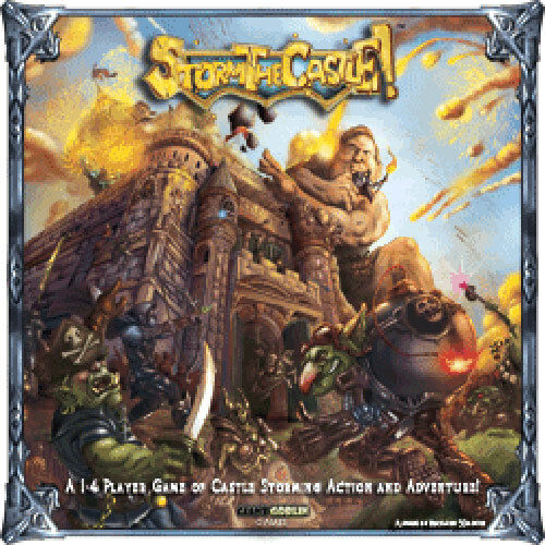 Storm Storm Storm the Castle  - Board Game (New) ef1395