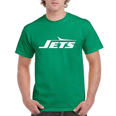 Vintage New York Jets T Shirt Brand New