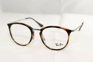 5f75fde0edb Image is loading SPECTACLES-FRAME-RAYBAN-RB-7140-IN-CELLULOID-VINTAGE-