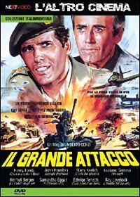 Dvd **IL GRANDE ATTACCO** con Henry Fonda Giuliano Gemma di U. Lenzi nuovo 1978