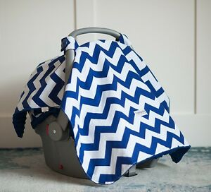 """CARSEAT CANOPY BABY CAR SEAT CANOPY COVER BLANKET COTTON BRAND NEW """" JAGGER """""""