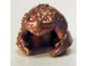 NEW-Lego-Minifig-Helmet-Copper-W-Cheek-Protection-ma54