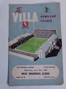 1957-58-ASTON-VILLA-V-WEST-BROMWICH-ALBION-DIVISION-ONE
