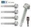 Selbstbohrende Schraube zur Befestigung von Metallblechen auf Stahlsubstrat WS