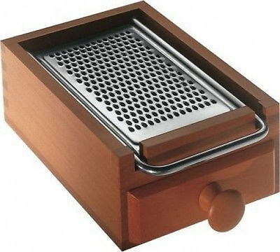 Alessi - GR0105 - Flat cheese grater