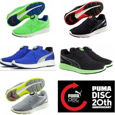 Mens Puma H Street + Surf Blue Retro Light Running