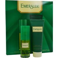 Emeraude 2 Piece Gift Set 1 Oz. Cologne Spray 2.5 Oz. Body Lotion