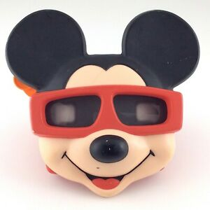Vintage-Mickey-Mouse-View-Master-3D-Dimensions-Tyco-Viewer-L630