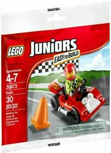 Lego-Juniors-La-Voiture-de-Course-set-30473-NEW
