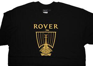ROVER-P4-P5-P6-SD1-200-400-600-800-75-25-45-T-shirt-T-shirt-ALL-OPTIONS