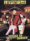Lupin the 3rd - Voyage to Danger (DVD, 2003, Uncut)