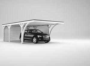 gt-gt-NEU-Easy-Carport-3-30-x-7-50-mit-33-Onlinerabatt-gt-gt-Carports-ab-Werk