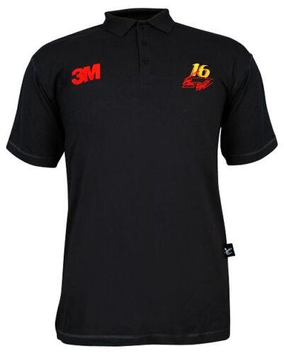 Greg Biffle Chase Authentics #16 3M Polo Shirt FREE SHIP!