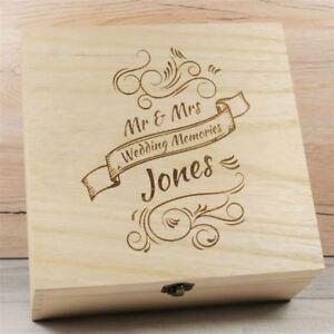 Engraved-Wooden-Wedding-Keepsake-Box-Wedding-Anniversary-Keepsakes-Wooden-Boxes