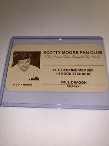 Vintage-Scotty-More-Fan-Club-Card-Memphis-Sun-Elvis