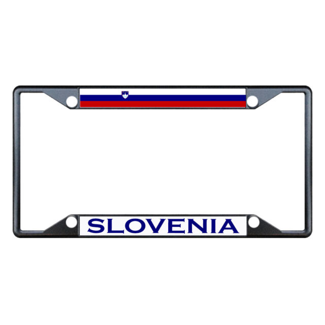 UNITED KINGDOM UK ENGLAND CHROME License Plate Frame Tag Holder