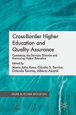 1 of 1 - Cross-Border Higher Education and Quality Assurance: Commerce, the Services Dire
