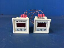 Smc Flow Switch Pf2a310 A M Digtal Remote Lot Of 2