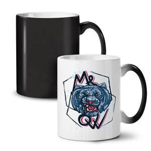 Meow Tiger Face NEW Colour Changing Tea Coffee Mug 11 oz   Wellcoda