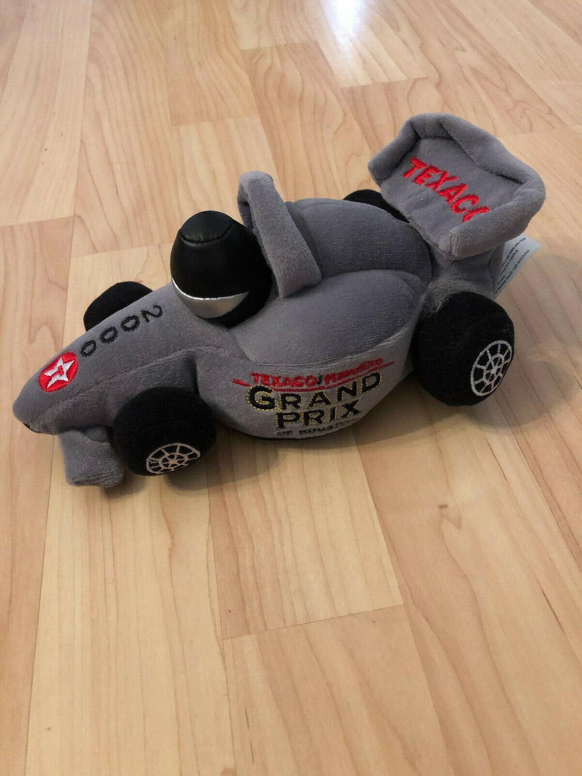 2000 Texaco Havoline Grand Prix de Houston Peluche Peluche Race Car Publicidad