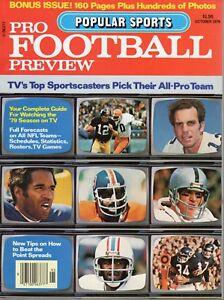 1979-Popular-Sports-Pro-Football-Preview-magazine-Roger-Staubach-Walter-Payton