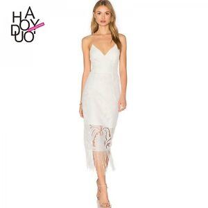 Caricamento dell immagine in corso Elegante-raffinato-vestito-abito-tubino -lungo-morbido-bianco- 162ad63dc03