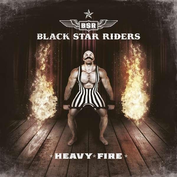 Black Star Riders - Pesado Fuego (Edición de Lujo) Nuevo CD