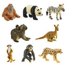 Exotic Fun Pack Mini Good Luck Figures Safari Ltd NEW Toys Educational