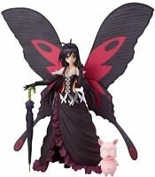 figma 154 Accel World Kuroyukihime School Avatar ver. Figure Max Factory