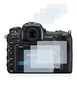 Nikon-D500-DSLR-Camera-6-x-Transparent-ULTRA-Clear-Camera-Screen-Protector