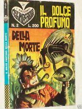 I RACCONTI DELL' IMPOSSIBILE NUMERO 2 Ed. CORNO 1967 - QUASI OTTIMO !!
