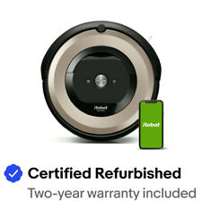 iRobot Roomba E6198 Vacuum Cleaning Robot - Manufacturer Certified Refurbished!