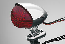Chrome Custom Motorcycle/Chopper/Bobber/Bike Rear Tail light/Taillight 68-222
