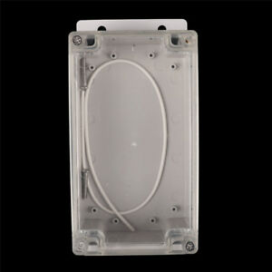 158x90x65mm-klar-wasserdicht-Kunststoff-elektronische-Projekt-Box-Gehaeuse