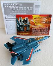 ORIGINAL Transformers Botcon 2007 Exclusive Thundercracker