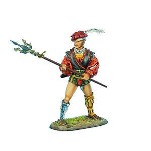 REN024 Landsknecht Artillery Gunner with Igniter by First Legion