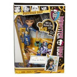 Monster-High-PICTURE-DAY-Cleo-De-Nile-Doll-NEW-Original-High-School-Fearbook