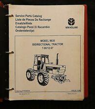 1990 1998 Original New Holland Ford 9030 Bi Direct Tractor Parts Catalog Manual