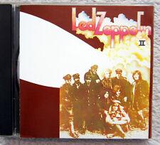 CD / LED ZEPPELIN / II  / ATLANTIC REC /  USA PRESS / RARITÄT /