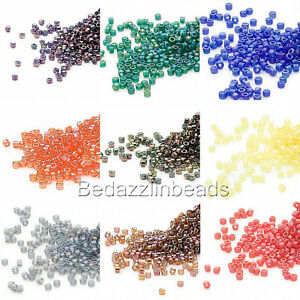 TINY BEADS 1.8mm small round seed Beads 32 gram