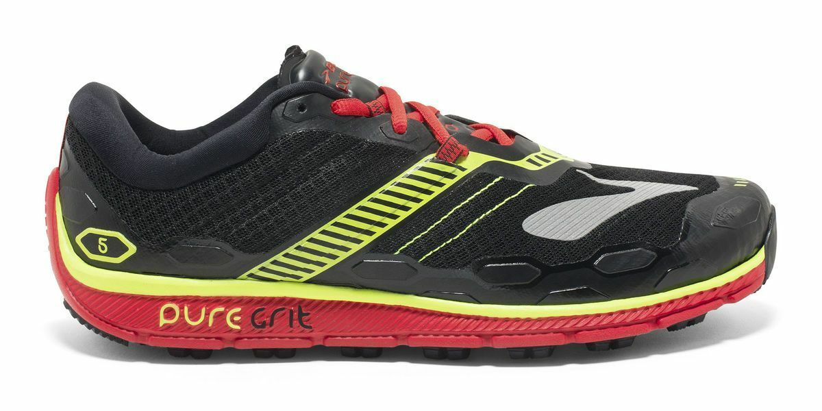 Especial Brooks PureGrit 5 Para Hombre Trail Running Zapatos (D) (070)
