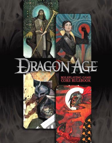 GRR2808 Green Ronin Fantasy RPG Dragon Age Core Rulebook