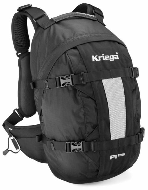 Kriega R25 Backpack R-25 Motorcycle Rucksack 25 L - New! Free Shipping!