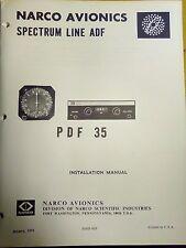 Narco PDF 35 ADF Install Manual