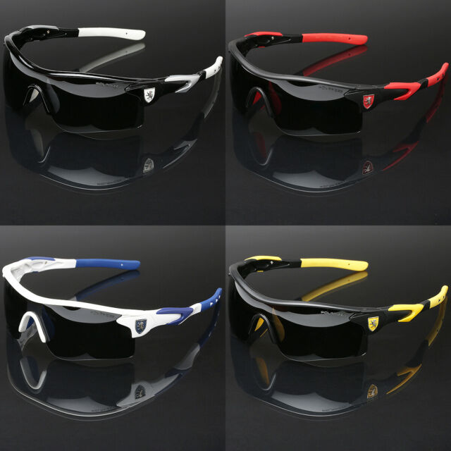 Mens Women Vintage Polarized Sunglasses Driving Goggle Eyewear Unisex skiing New